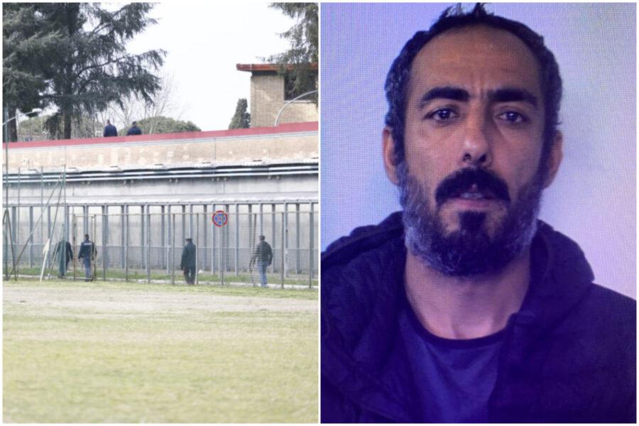 Scavalca muro e va via, seconda evasione in pochi mesi nel carcere di Rebibbia