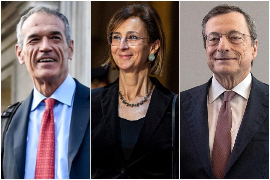 """Intervista a Marco Bentivogli: """"Draghi, Cartabia e Cottarelli ci possono salvare, no al Conte ter"""""""