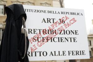 Giudice di Pace di Napoli, un declino lungo 26 anni