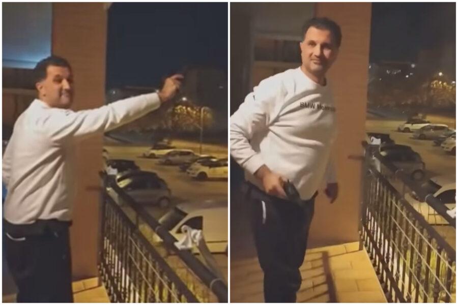 """Foggia, consigliere comunale spara con pistola a salve: """"Mi dimetto, errore in città ostaggio mafia"""""""