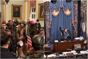 Chi sono i manifestanti che hanno assaltato Capitol Hill, i 'Proud Boys' che sostengono Trump