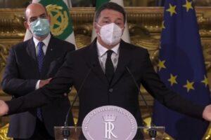 """Consultazioni, Renzi: """"Pronti a tutto ma non alle elezioni. Parliamo di idee non di poltrone"""""""
