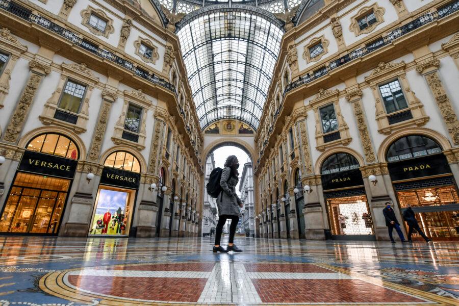 L'Italia si chiude, 12 Regioni in Zona Arancione e Rossa: Pasqua blindata come Natale