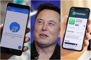 Elon Musk invita a 'boicottare' WhatsApp e consiglia Signal: l'app fa registrare un boom di iscritti