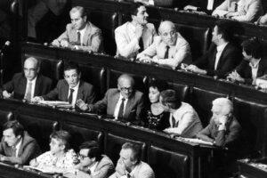 Alessandro Natta, successore di Berlinguer e fatto fuori dalla congiura di Occhetto e D'Alema