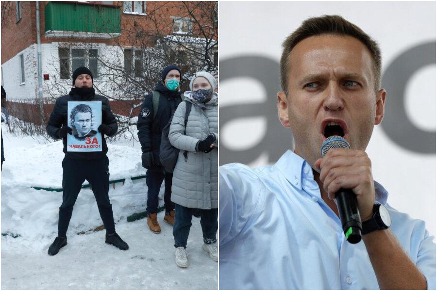 """Navalny in carcere almeno fino al 15 gennaio, l'oppositore di Putin attacca: """"Illegalità di prim'ordine"""""""