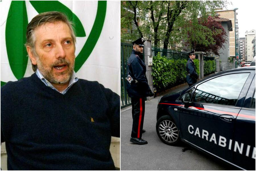 Ucciso nel cortile di casa Franco Colleoni, ex segretario provinciale della Lega di Bergamo