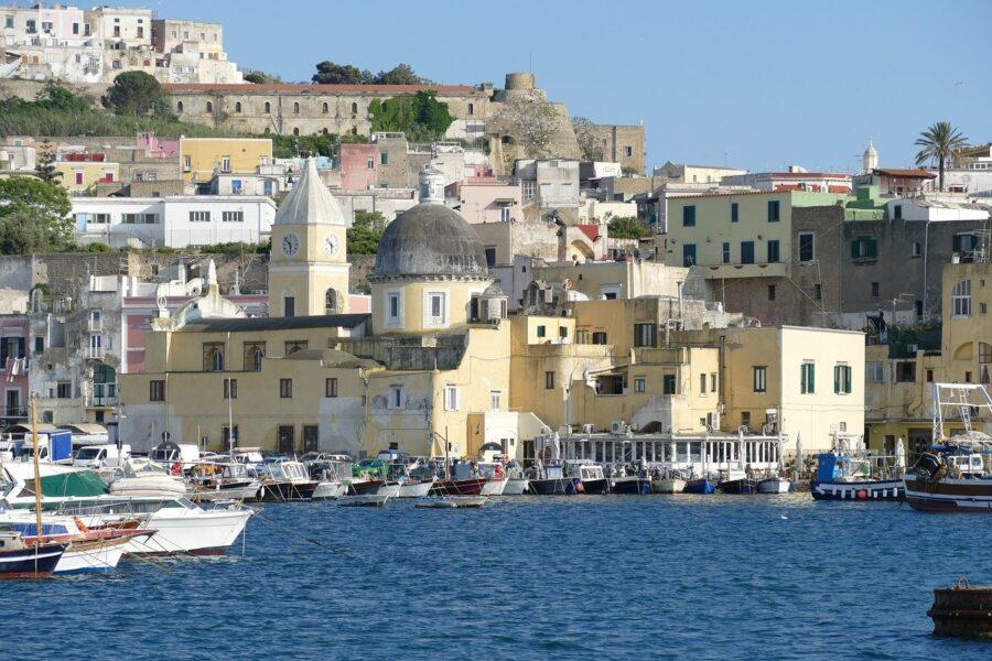 Boom di consensi per Procida Capitale italiana della cultura