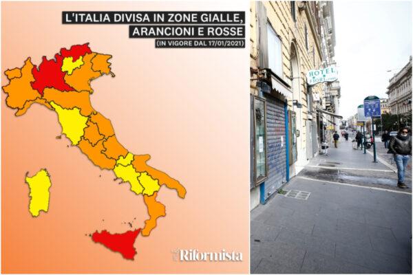 Nuove fasce per le regioni, chi può cambiare colore: Veneto e Puglia sperano, ipotesi 'bianca' in Trentino