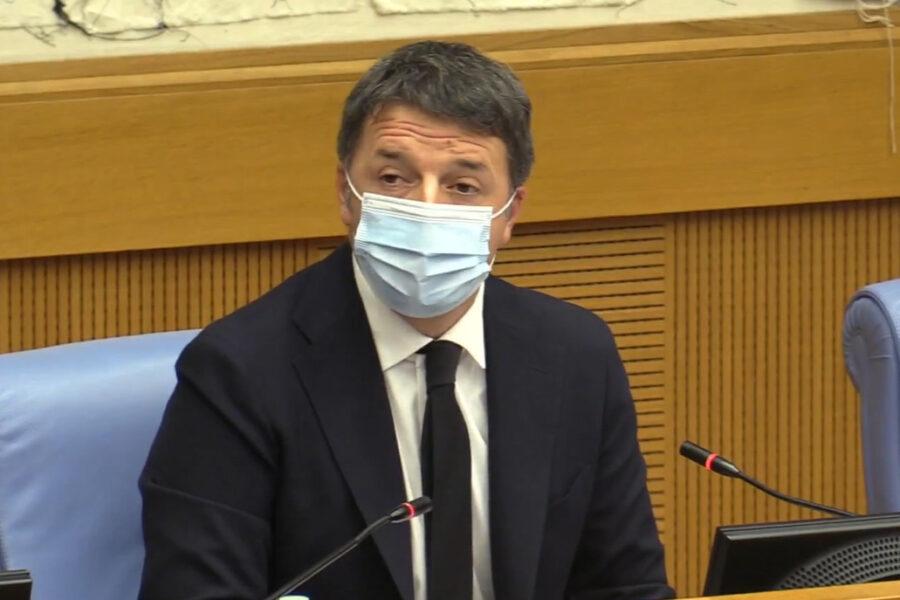 """Crisi Governo, Renzi: """"Dimissioni Bellanova, Scalfarotto e Bonetti. Mai un governo con destra sovranista"""""""