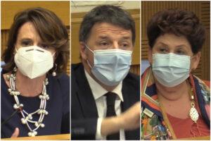 """Renzi ai giornalisti: """"Così liberi che ci siamo dimessi, voi mediocri avete insultato le nostre donne"""""""