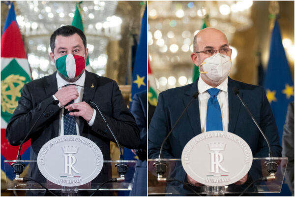 """Consultazioni, i 5 Stelle si piegano a Renzi: """"Ma Conte è unico premier possibile"""""""