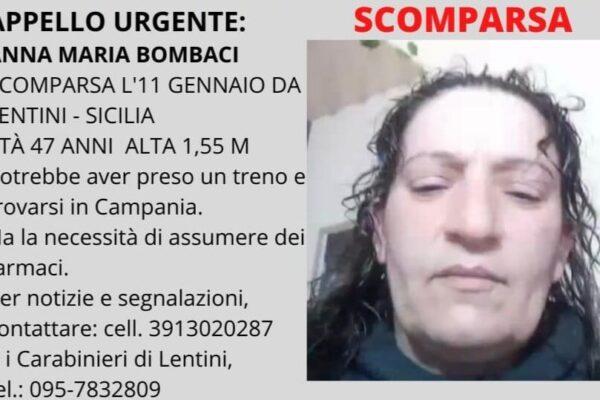 """Ritrovata Annamaria Bombaci, scomparsa da quasi 20 giorni: """"Riconosciuta grazie a 'Chi l'ha visto?'"""""""