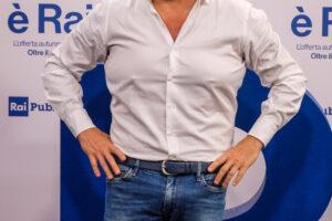 Foto  LaPresse/ Matteo Corner 09 Luglio 2019, Milano Presentazione palinsesti RAI Nella foto Sgfrido Ranucci