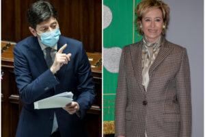 """Il ministro Speranza replica a Moratti: """"Vaccino a tutti, non c'entra il Pil delle Regioni"""""""