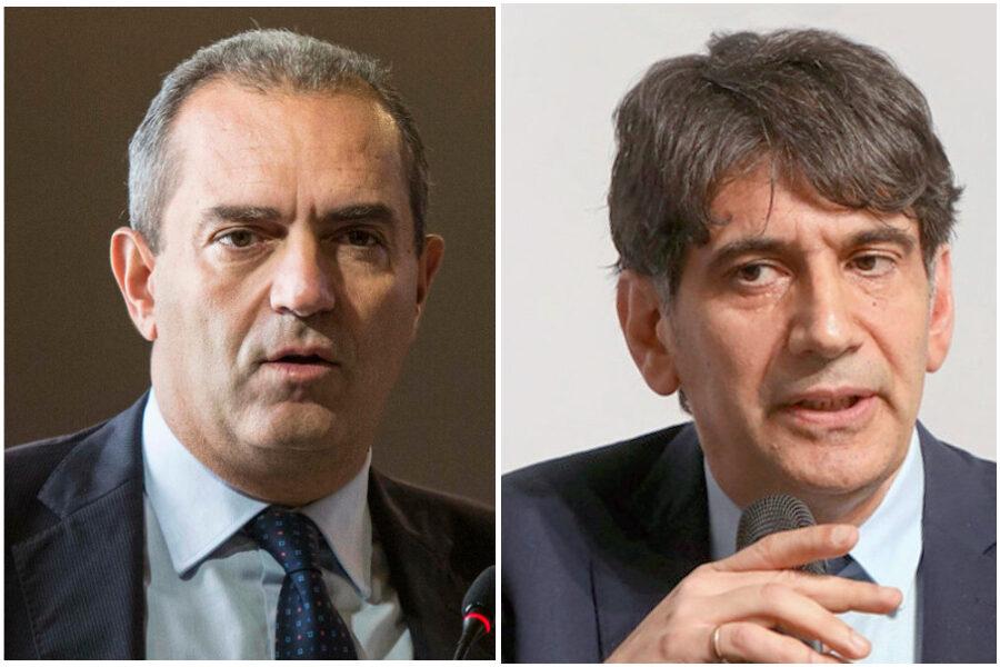 """De Magistris 'naufraga' in Calabria: """"Non ha voti e liste"""", la 'sentenza' di Carlo Tansi"""
