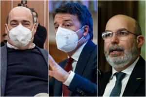 """Crisi di Governo, le reazioni da Zingaretti a Crimi: """"Errore grave"""", ma la porta resta aperta"""