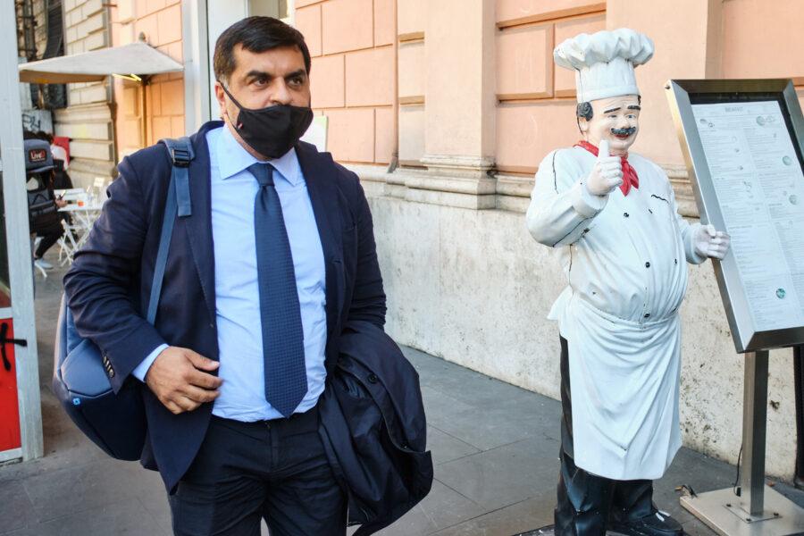 """Palamara, nuova accusa di corruzione in atti giudiziari: """"Riesumati dopo 3 anni fatti inattendibili"""""""