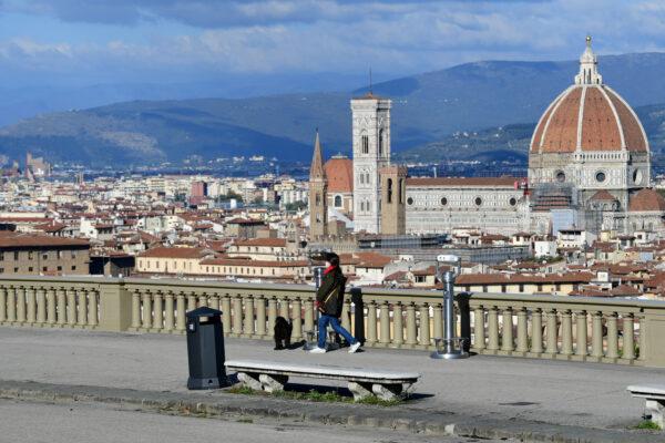 Colori delle regioni, Toscana e altre tre verso il passaggio in arancione: Rt nazionale sale a 0,95