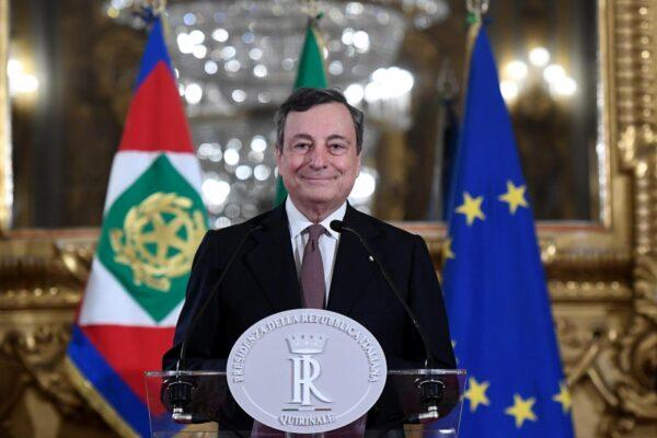 Draghi applica alla perfezione il manuale Cencelli per il suo governo