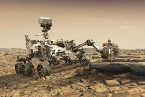 Perseverance è atterrato su Marte: alla ricerca di tracce di vita sul Pianeta Rosso