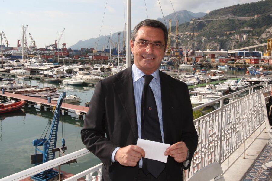 """Intervista a Andrea Annunziata: """"I privati contribuiranno a rilanciare i nostri porti"""""""