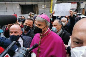 Don Battaglia progetta da Napoli il cambiamento del Sud