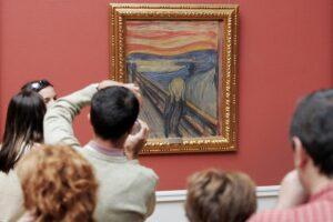 L'urlo di Munch non smette di stupire, risolto dopo oltre 100 anni il mistero dello scarabocchio