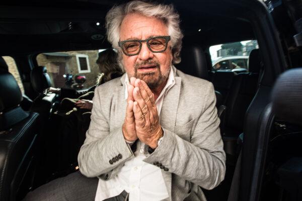 Ministero della Transizione ecologica, l'ultima trovata di Beppe Grillo che in realtà già c'era (guidata da un altro Grillo)