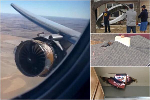 """Incidente del Boeing 777, il racconto dei passeggeri: """"L'aereo ha tremato per mezz'ora, piovevano detriti"""""""