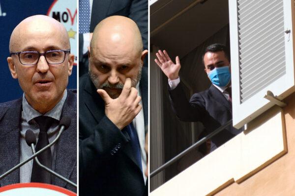 M5S nel caos: dopo Dessì anche Spadafora, Trizzino e Cataldi pronti a lasciare?