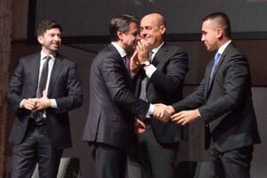 L'intergruppo Pd-M5S-Leu è il funerale della sinistra e una minaccia a Draghi