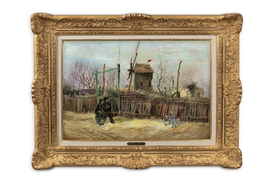 Il mondo dell'arte stupisce ancora: ritrovato un dipinto di Vincent van Gogh dal valore di 10 milioni di dollari