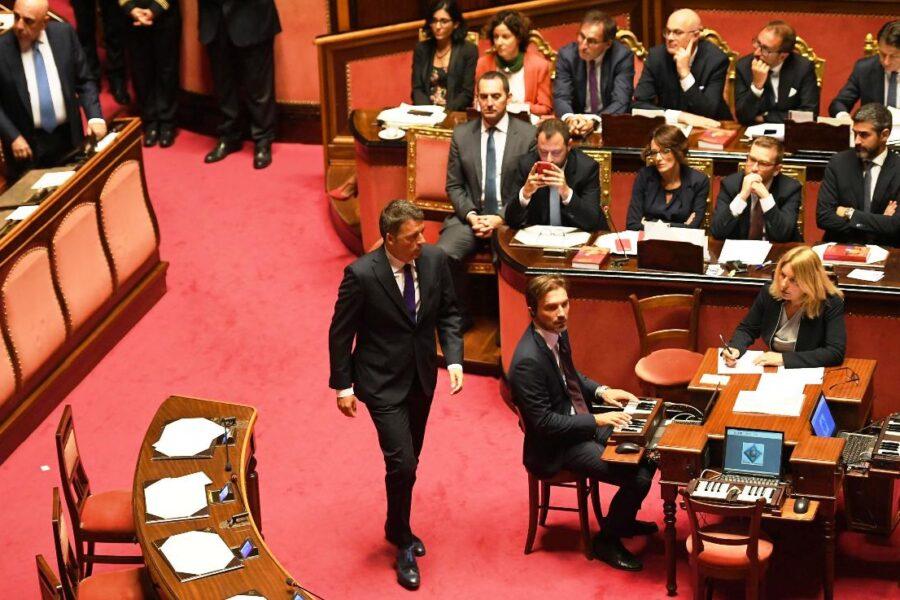 Dall'ossessione del consenso alla ricerca del posizionamento: la strategia secondo Matteo (Renzi)