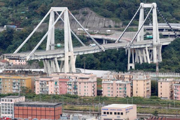 Il Ponte Morandi è crollato perché costruito male, ecco le prove