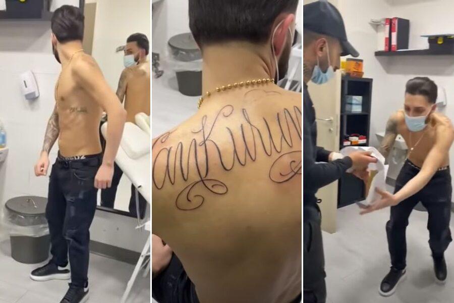 Cosa vuol dire Nankurunaisa, la scritta sbagliata del tatuaggio diventato virale
