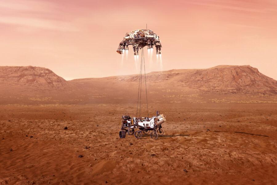 Il mistero del messaggio nascosto inviato su Marte, svelato il giallo di Perseverance