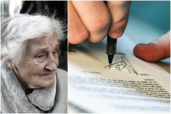 Solidarietà fino alla fine: 96enne lascia in eredità 25 milioni agli ospedali
