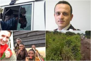 """Chi è Rocco Leone, telefonata alla moglie dell'italiano sopravvissuto alla strage in Congo: """"Sto bene"""""""