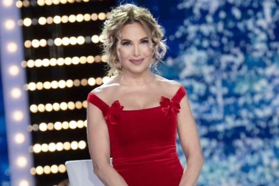 Barbara D'Urso non si tocca, è la regina del pop