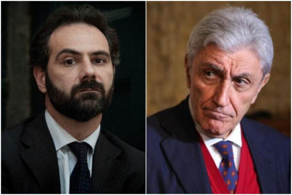 Urbani fa volare Bassolino e affossa Maresca: destra in crisi a Napoli