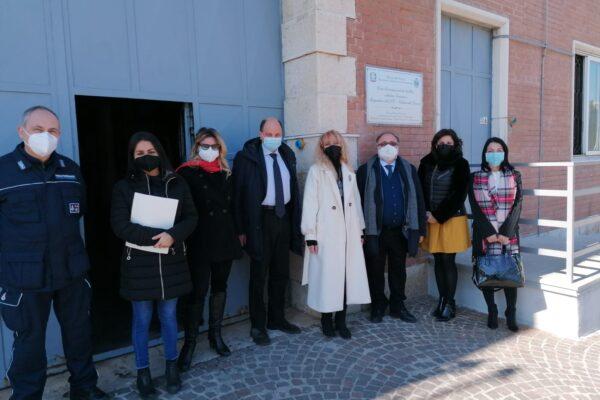 """Nel carcere di Avellino il progetto sulla genitorialità: """"Puntare su inclusione socio-lavorativa per i diversamente liberi"""""""