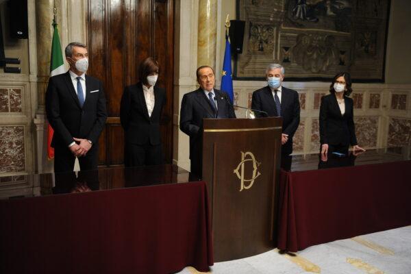Governo Draghi, la grande occasione di Forza Italia in un campo centrale liberale e riformista finalmente aperto