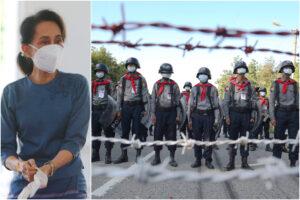 """Colpo di stato dei militari in Myanmar, arrestata Aung San Suu Kyi. Il Premio Nobel: """"Opponetevi"""""""