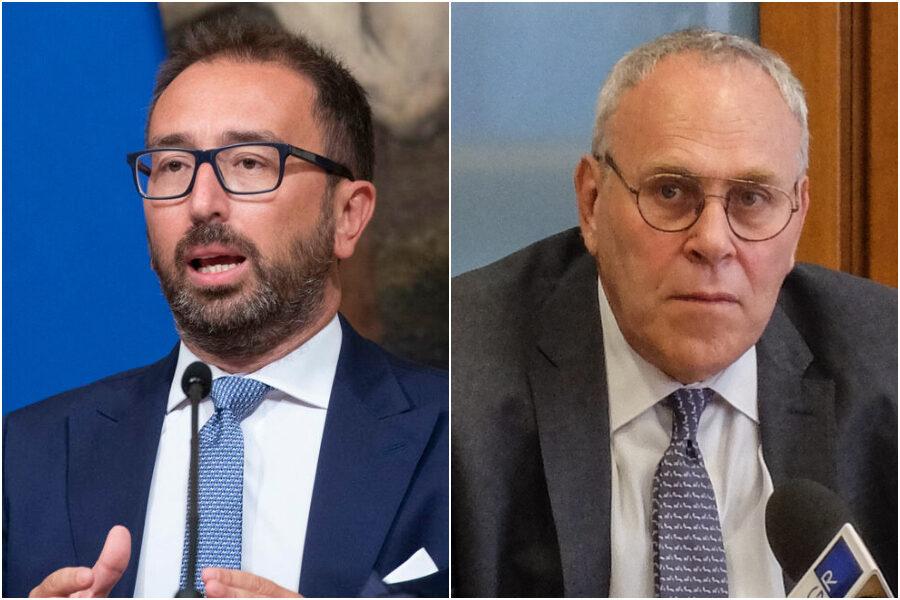 Conte ter, i PM scaricano Bonafede: vogliamo Greco ministro della giustizia