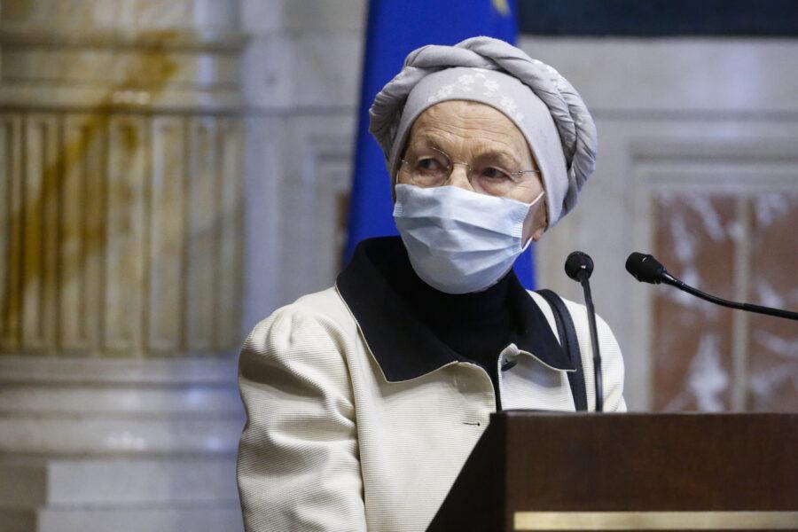"""Intervista a Emma Bonino: """"Draghi politico eccellente, ci garantisce discontinuità"""""""