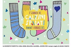 #CalziniSpaiati2021, il 5 febbraio la giornata mondiale della diversità