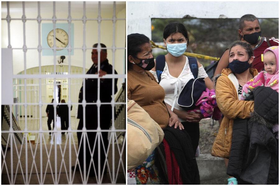 Migranti e carcerati, è troppo non ignorarli?