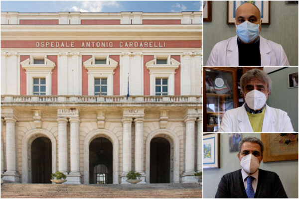 Giovanissima ha Covid e tumore, il lavoro in team del Cardarelli la salva con cure sperimentali