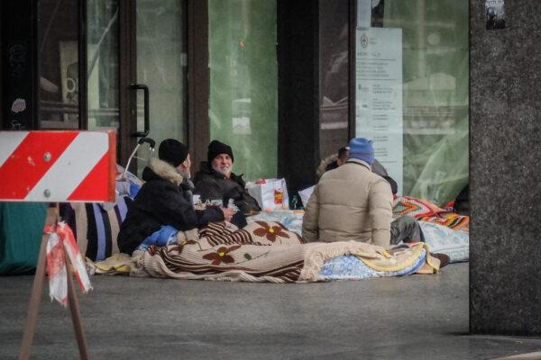 La strage silenziosa degli homeless morti al gelo è il fallimento di tutti noi
